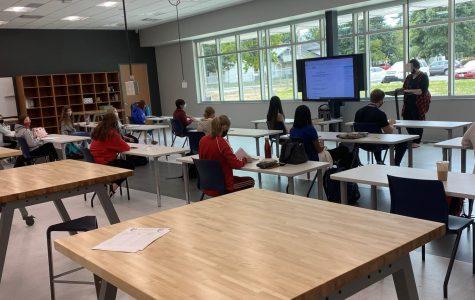 The Innovation Hub Dazzles Students