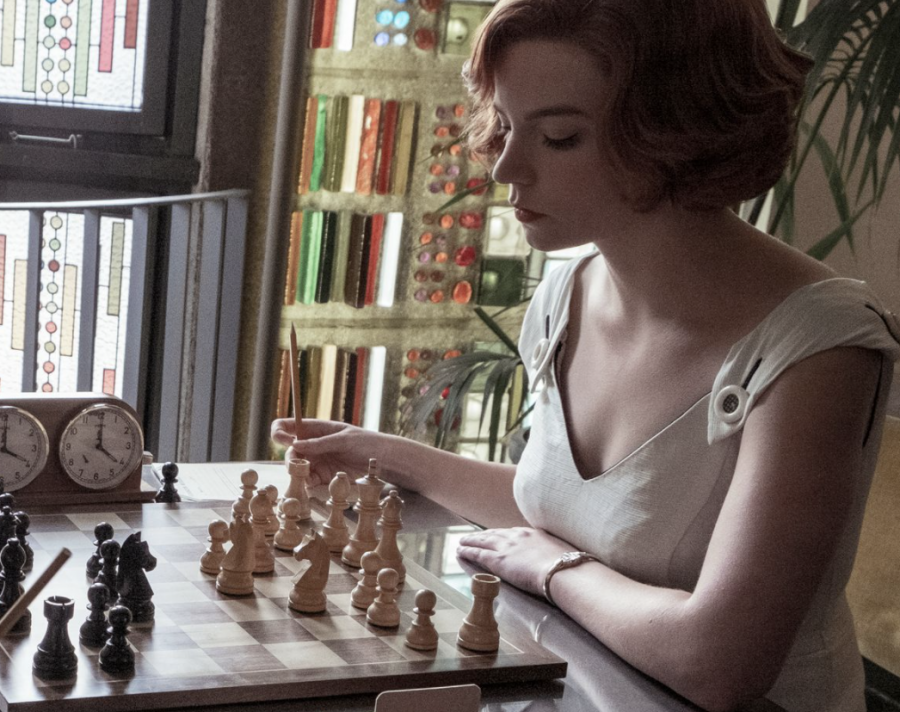 The Queens Gambit: The Thrilling Story Of A Chess Prodigy